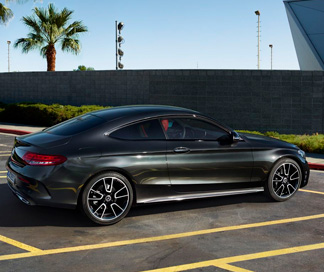 Oferta Mercedes Clase C 220 d Coupé con Mercedes-Benz Alternative